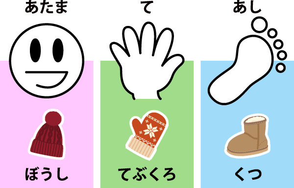対比(3)