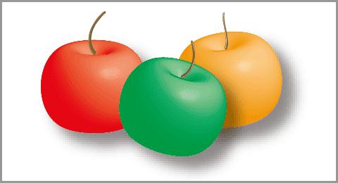 Illustratorの3D機能(回転体)(15)