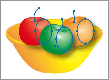 Illustratorの3D機能(回転体)(16)