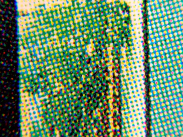 網点をルーペで覗く(4)