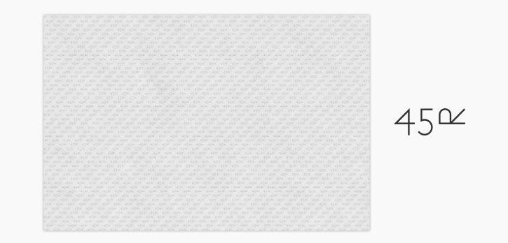 包装紙での事例 - 45R - 用紙:tカラペ