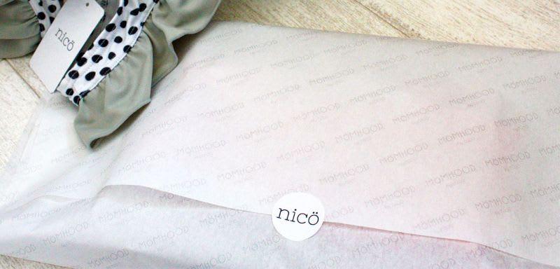 nicö / 包装紙