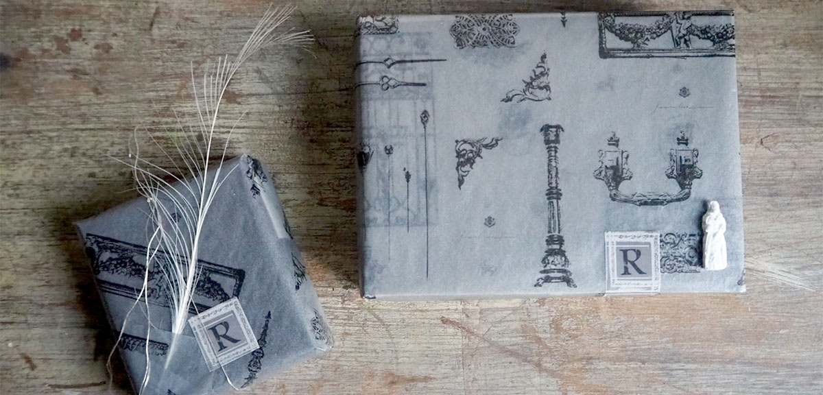 Reve Couture / 包装紙