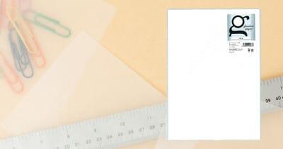 グラシンペーパー A4白無地 / A4サイズ
