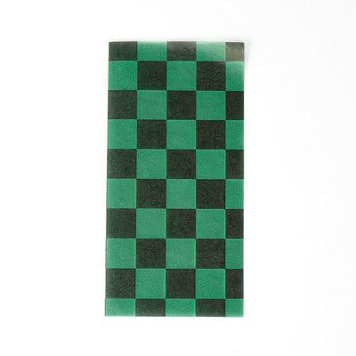 和柄グラシン紙のツートーン封筒 - step2