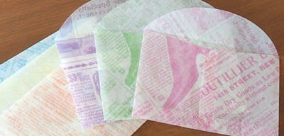 グラシン封筒 / 封筒 / 吉田印刷所