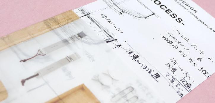 吉田守孝個展「PROCESS」 / 案内状 / 丸山様