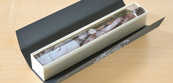 ひと口果子 / 巻き紙 / HIGASHIYA様