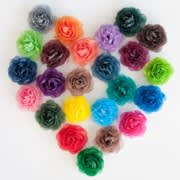 美しい!薔薇のペーパーフラワー