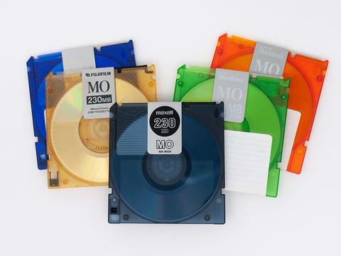 さまざまなMO Disk(光磁気ディスク)(2)