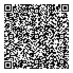 QRコードの例