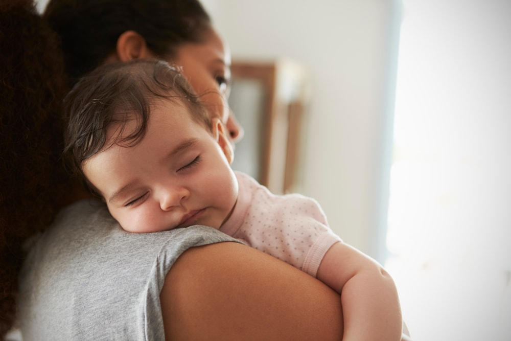 Stop rocking can Get Newborn to Sleep Without Being Held