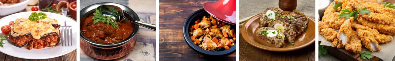 Fertige Fitness Gerichte - frisch für dich gekocht!