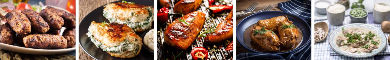 Fertige Fitness Gerichte - wie du es magst!