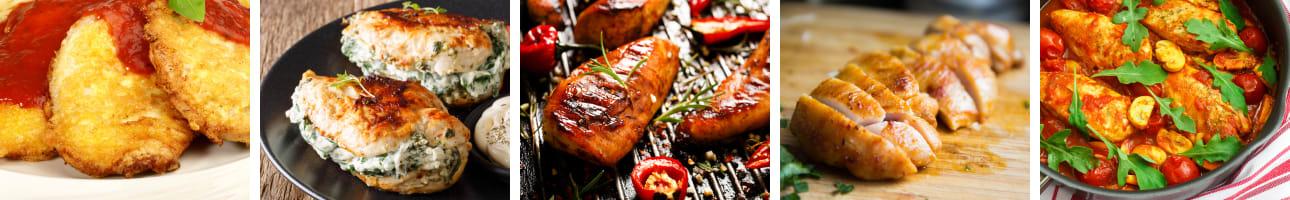 Fertige Fitness Gerichte - bequem, einfach, köstlich!