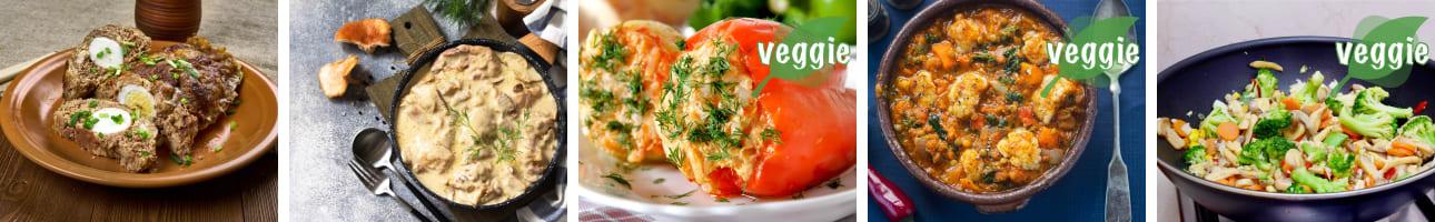 prep my meal - Unsere Küche hat für dich folgende Gerichte für die Kalenderwoche 8 gezaubert.