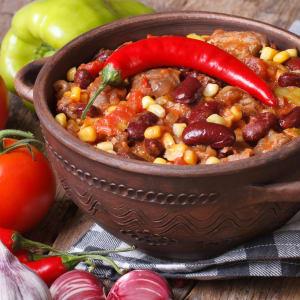 Fitness Essen bestellen - Chili con carne