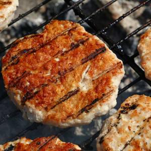 prep my meal - Salisturkey Steak & Miso Vegetable Brown Rice