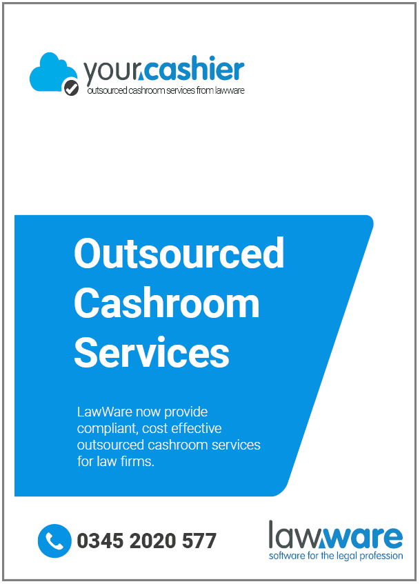 Outsourced Cashroom Services from LawWare.