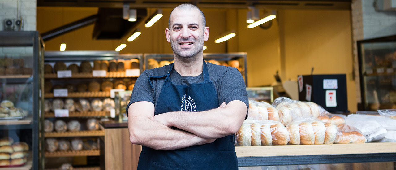 Shop from St. Georges Sourdough Bakehouse