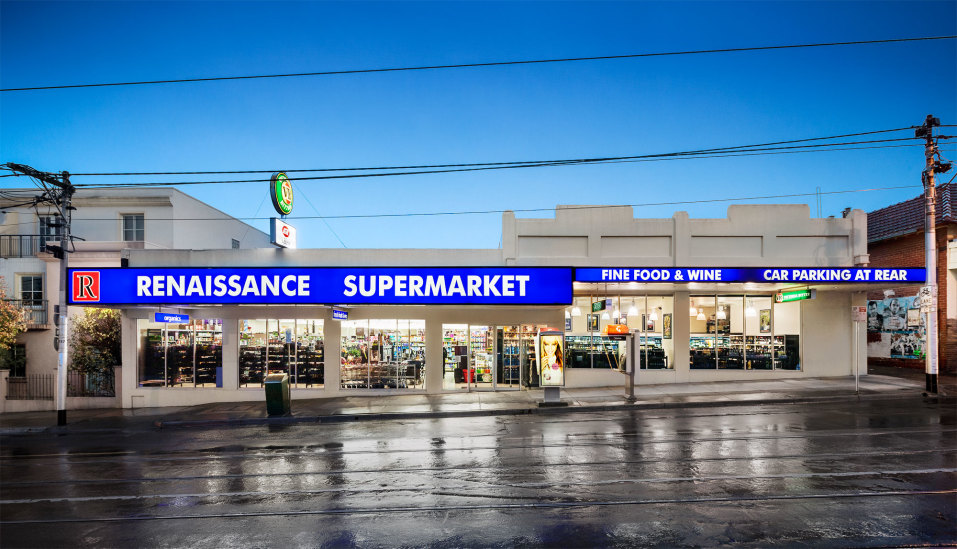 Shop from Renaissance Supermarket