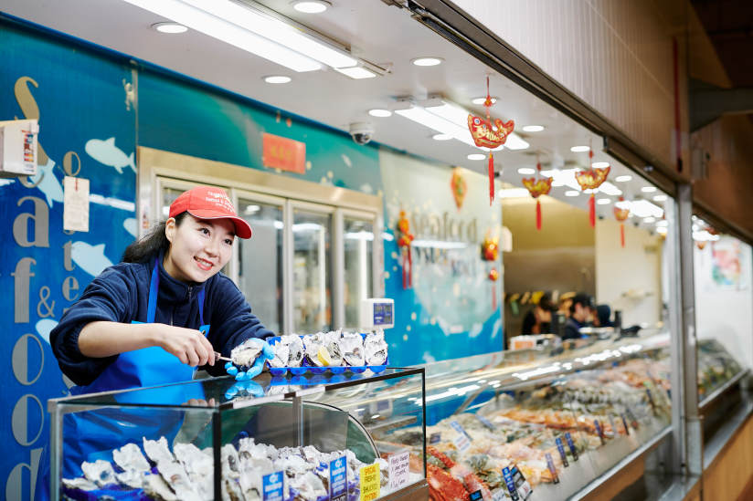 Shop from Seafood and Oyster Spot
