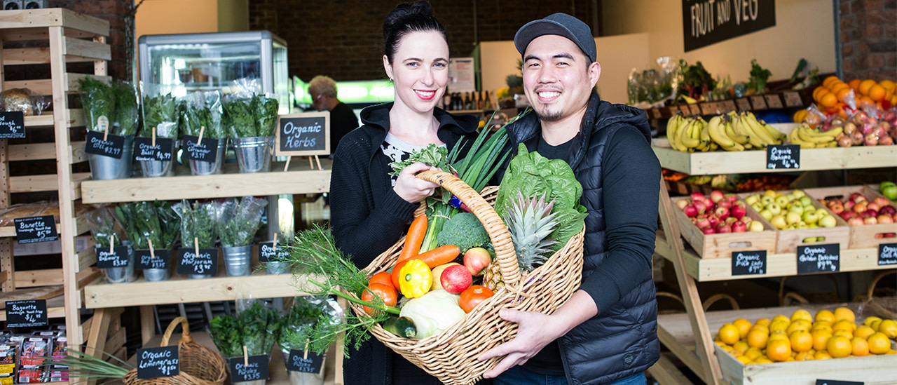 Shop from South Melbourne Market Organics
