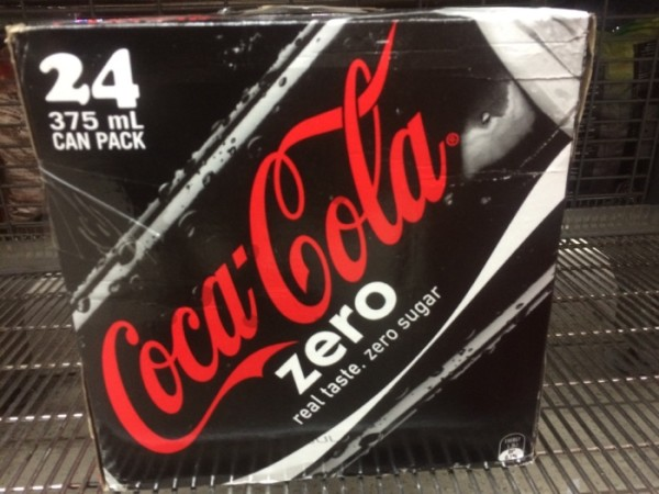 Coke Zero Cans Delivered   YourGrocer