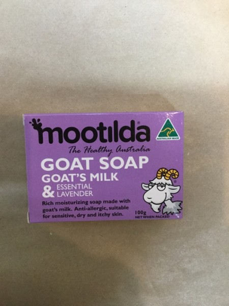 Goats Milk And Essential Lavander Soap Delivered   YourGrocer