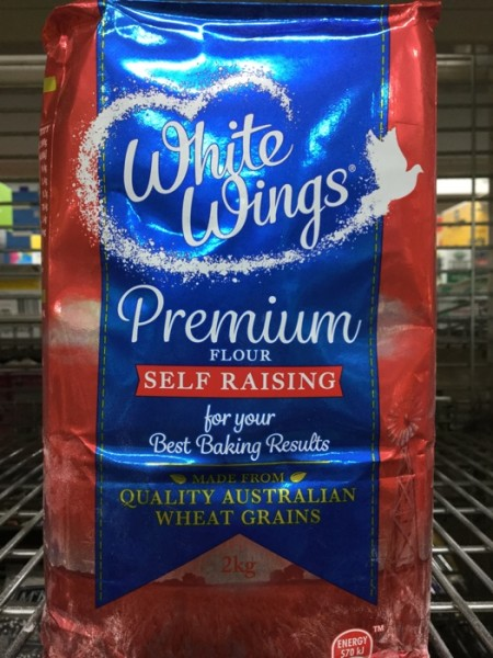 White Wings Premium Flour Self Raising Delivered Yourgrocer