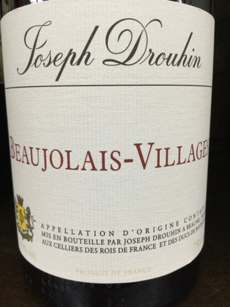 Joseph Drouhin Beaujolais-Villages 2014 France Delivered | YourGrocer