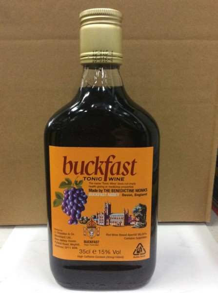 Image result for buckfast
