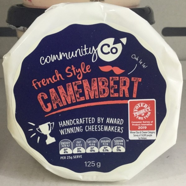 French Style Camembert Delivered | YourGrocer