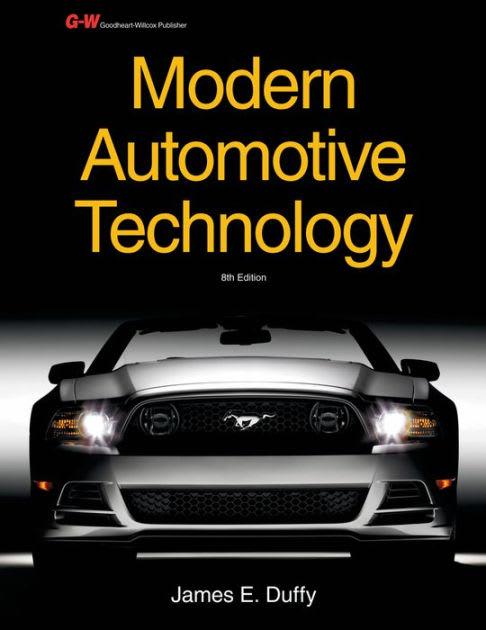 10 Best Books on Automotive Technology - Modern Automotive Technology