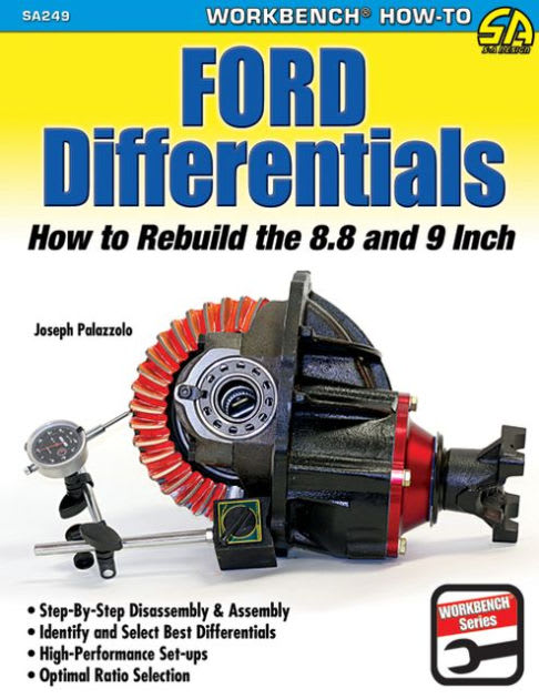 10 Best Books on Automotive Technology - Ford Differentials