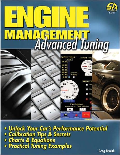 10 Best Books on Automotive Technology - Engine Management: Advanced Tuning