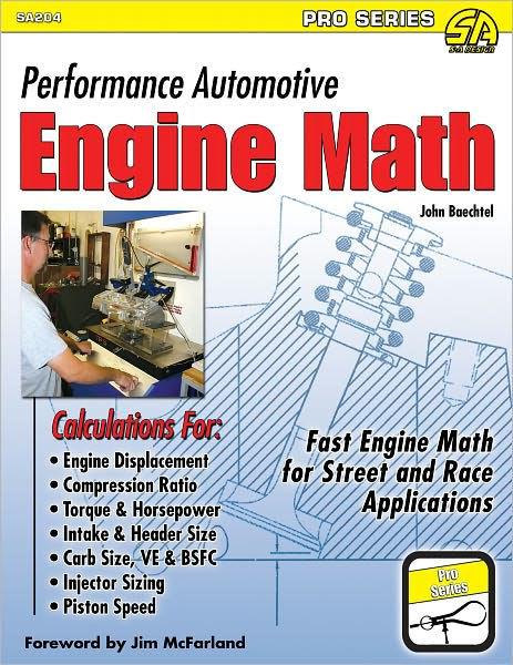 10 Best Books on Automotive Technology - Performance Automotive Engine Math