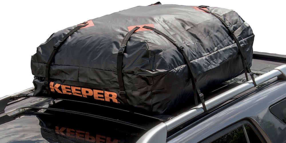 10 Best Car Top Carriers - Keeper