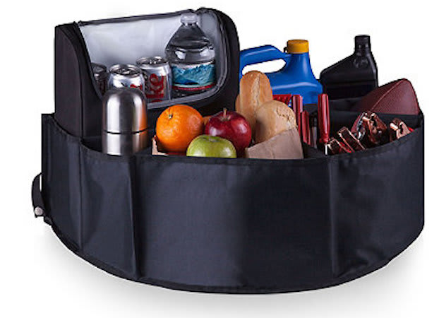 10 Best Car Trunk Storage Systems - Picnic Time