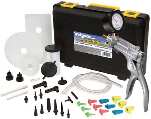 10 Expensive Automotive Tools - Mityvac