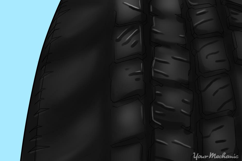 cupped tire wear