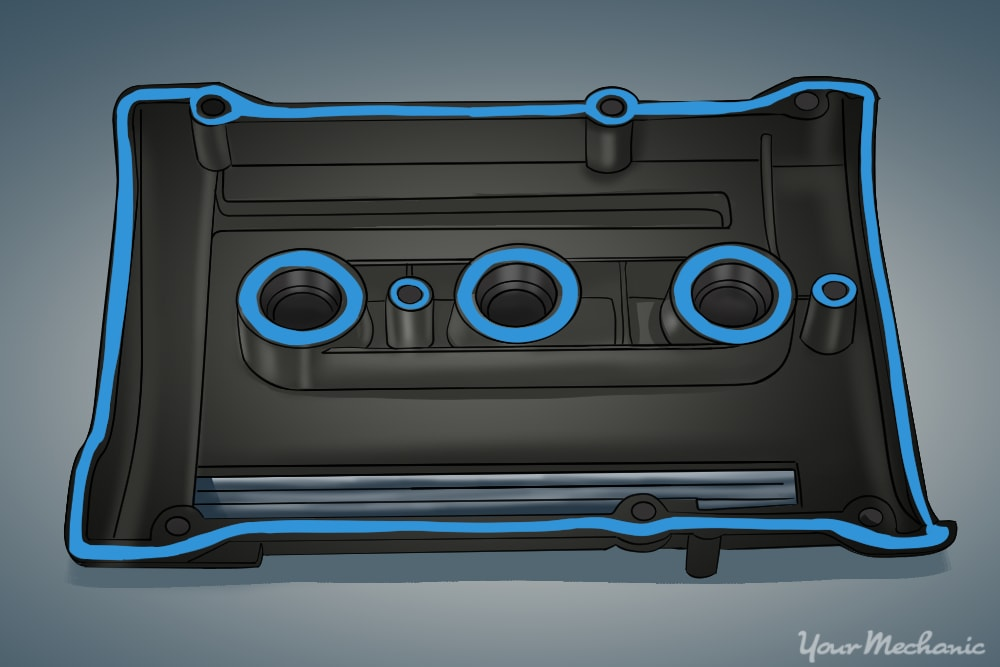 How to Troubleshoot and Replace a Leaking Valve Cover Gasket 10