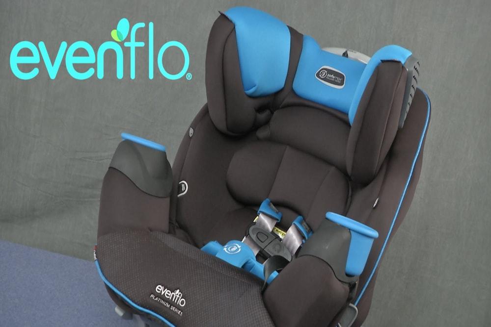 Evenflo Platinum SafeMax Car Seat