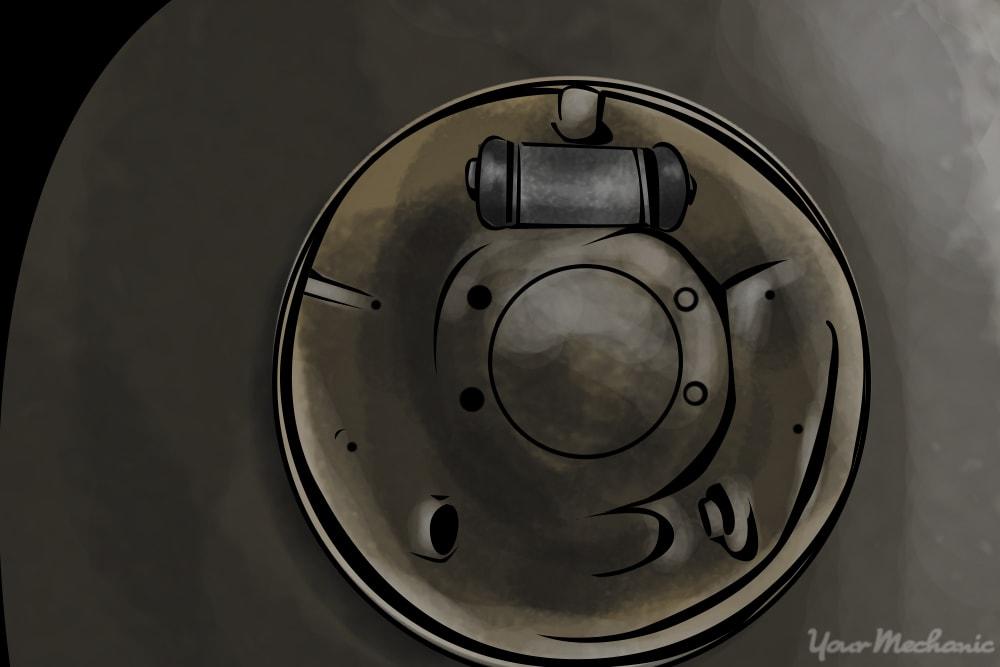 new wheel cylinder installed