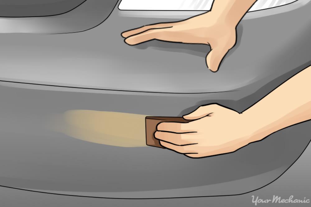 How to Repair a Car Bumper   YourMechanic Advice