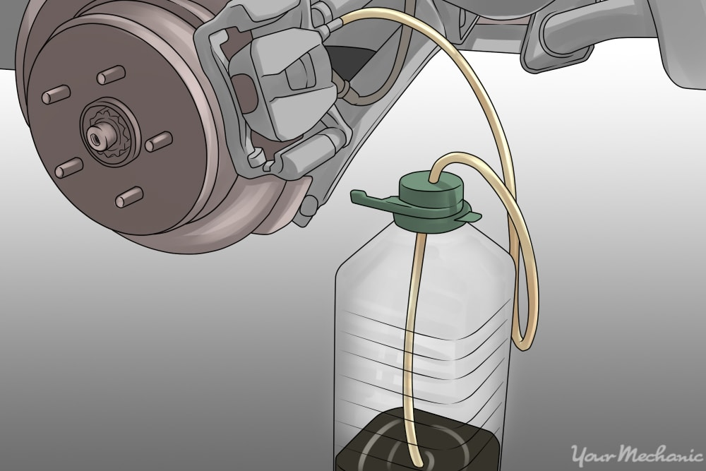 How to Replace a Brake Hose | YourMechanic Advice