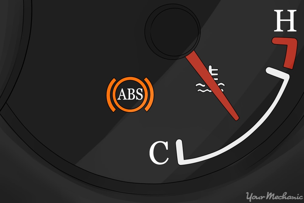 What Does the ABS Warning Light Mean? | YourMechanic Advice