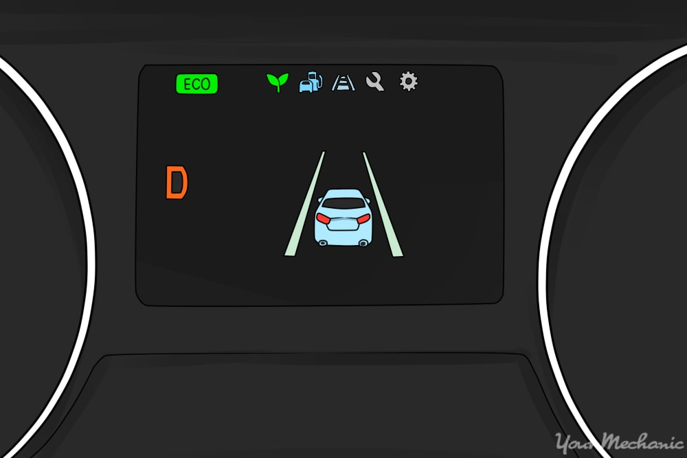 Cruise Control Should Not Be Used >> What Does The Adaptive Cruise Control Warning Light Mean