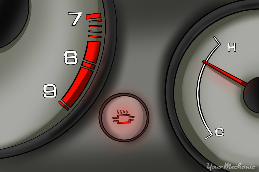 What Does the Catalytic Converter Warning Light Mean