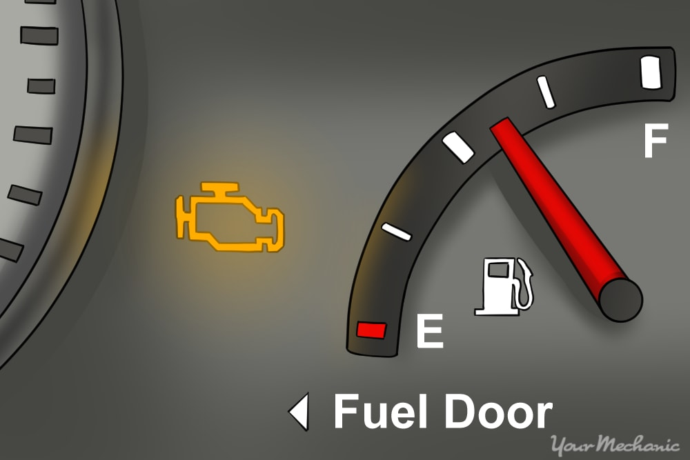 What the check engine light means